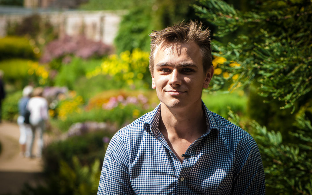 Jamie Butterworth- Seminar: Q&A with one of Britians most promising young Garden Designer's